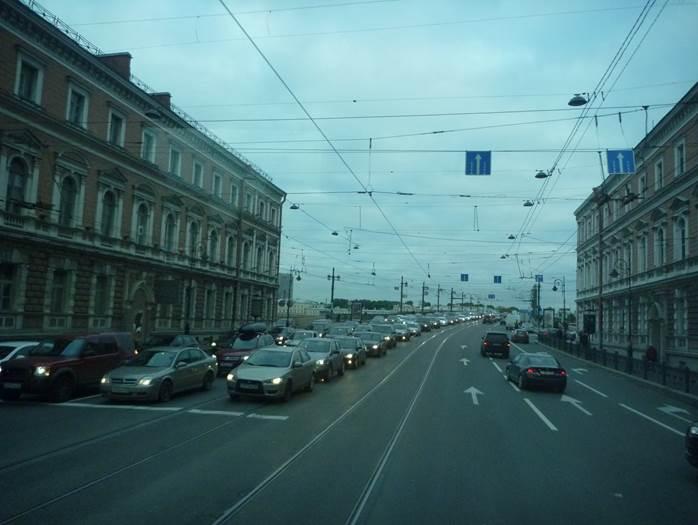 Rusland vanuit de volgarivier st petersburg naar rostov aan don